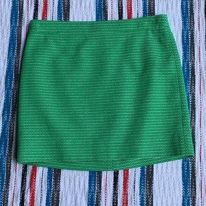 J. Crew Mini Pencil Skirt